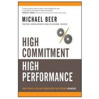 High Commitment High Performance (9780787972288)