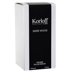 Korloff Korloff Private Silver Wood 88 ml woda perfumowana