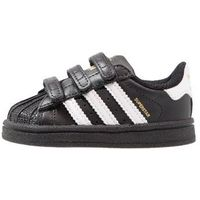 adidas Originals SUPERSTAR CF Obuwie do nauki chodzenia core black/footwear white (4058027380892)